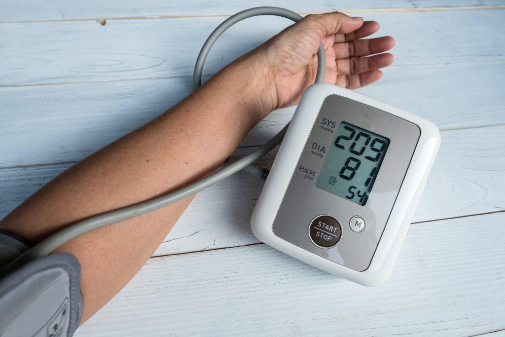 million dollar life insurance with hypertension